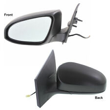 87-88 COROLLA FX GTS~REPLACEMENT MIRROR-GLASS+ADHESIVE PAD~LEFT DRIVER SIDE VIEW