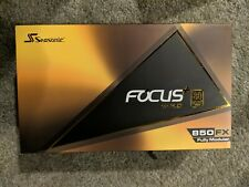 Seasonic SSR-850FX 850W Focus Plus 850 Gold  Power Supply