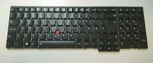 Lenovo ThinkPad 04Y2491 T560 T550 Keyboard Backlight norwegisch QWERTY