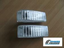 WHITE SIDE LIGHT REPEATER INDICATORS MERCEDES CLASSE S W140 CLASSE SL R129