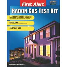 First Alert Radon Test Kit