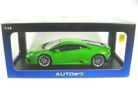 Lamborghini Huracan LP610-4 (verde mantis 4-layer/green pearl) 2014