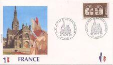 ENVELOPPE VISITE DU PAPE JEAN PAUL II / FRANCE / SAINTE ANNE D'AURAY  1996