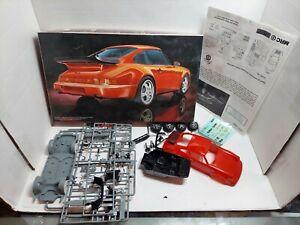 FUJIMI Porsche 911 Turbo '91, Model Kit 1/24 Scale 12055, Select Collection