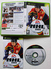 NHL 2004 sur Microsoft XBOX