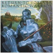 """RETURN TO FOREVER """"ROMANTIC WARRIOR"""" CD NEUWARE"""