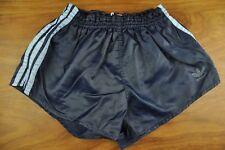 De Colección Adidas Sprinter brillante West German Alta Pierna Pantalones Cortos-Glanz Ibiza-pequeño x451
