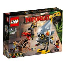 THE LEGO® NINJAGO® Movie™ 70629 Piranha-Angriff