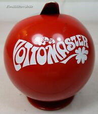 QUIST LOTTOMASTER SFERA SMOKNY  BALL ASHTRAY ANNI 60 70 MID CENTURY DESIGN DBGM