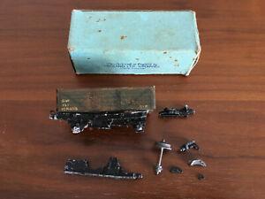HORNBY DUBLO D1 Coal Wagon D305, Boxed - at fault - for refurbishment
