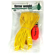 Weaver Arborist Throw Kit 12oz Blaze Orange 0898327BO 08-98327-BO Rigging Bag