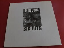 Iron Bong - Big Hits 1998 Lost Records Dallas Texas Rockadelic Burning Rain