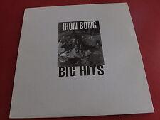 IRON Bong-BIG HITS 1998 Lost Records Dallas Texas Rockadelic Burning Rain
