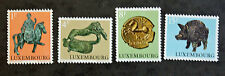 Timbre LUXEMBOURG Stamp - Yvert et Tellier n°808 à 811 n** (Cyn19)