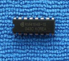 10pcs KM4164B-15 64K X 1 BIT DYNAMIC RAM WITH PAGE MODE DIP-16