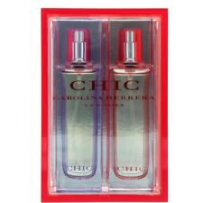 Carolina Herrera Chic Eau de Parfum 30ml x 2 Special Color Edition Red & Purple