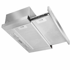 5 Star Chef Range Hood Stainless Steel 60cm Kitchen Canopy
