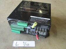 Used Public Safety Equipment Corp. Code 3 Fuse/Control Panel?