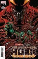 ABSOLUTE CARNAGE IMMORTAL HULK #1   Marvel Comics   NM Books
