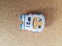 Amazon Peccy Astronaut Pin