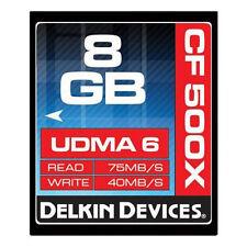 DK Pro 8G UDMA 6 compact flash card fo Canon XF305 XF300 XF205 XF200X F105 XF100