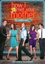 How I Met Your Mother: The Complete Season 7 [3 Disc DVD)  New, Free shipping