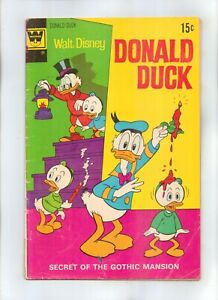 DONALD DUCK No 144 with HUEY, DEWEY, LOUIE, UNCLE SCROOGE and GYRO GEARLOOSE