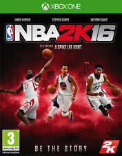 NBA 2K16 (Basket 2016) XBOX ONE IT IMPORT TAKE TWO INTERACTIVE