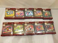 LOT Famicom mini Nintendo GameBoy Advance GBA Japan Super Mario Zelda Xevious
