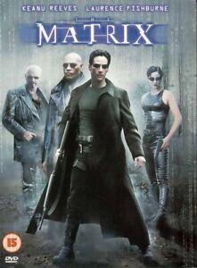 The Matrix (DVD, 1999)