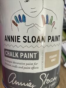 💕NEW!! ANNIE SLOAN Chalk Paint 'Country Grey'💕