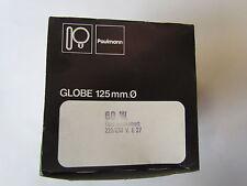 RARITÄT - PAULMANN Globelampe E27 60W G125  GLOBE Opal seidenmatt