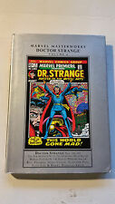 Marvel Masterworks Doctor Strange HC volume 4 vol dr. hardback w/dj gene colon!!
