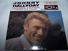 Johnny Hallyday : souvenirs, souvenirs (CD téléstar)