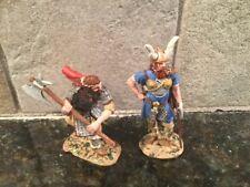 Toy Soldiers 2 METAL 54mm Vikings