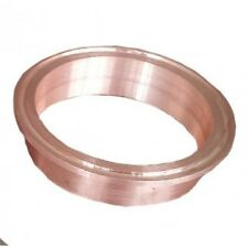 "Copper Tri-clover Ferrule - 3"" Sanitary Fitting"
