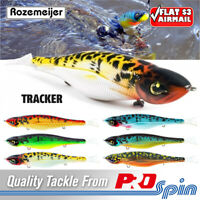 Rozemeijer Tracker Stick Bait Lures - Heavy Duty Lure Suit Pike Cod Catfish etc