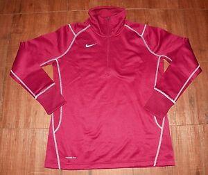 Nike Women's Half-Zip Terma-FIT Pullover New