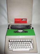 OLIVETTI LETTERA 25 Typewriter Designer: 1974 Mario Bellini very good condition