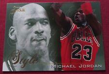 Michael Jordan Premium Card 1995-96 Flair