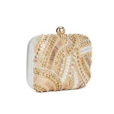 International Concepts INC Jocelyn Beaded Clutch - Prom/Night Out/Party