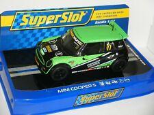 Scalextric / Superslot - H3743 Mini Cooper S No.77 Neil Newstead - NEW