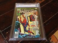 the AMAZING SPIDER-MAN 160 GRADED 6.5 comic book Gil Kane cover Spiderman Buggy