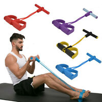 Elastic Exercise Yoga Two-strand Resistance Bands Pedal Ankle Puller Pull Rope
