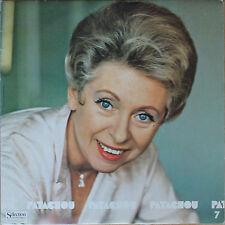 PATACHOU / LES FRERES JACQUES    33T  LP