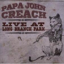 Creach, Papa John - live at Long Branch Park 2CD NEU
