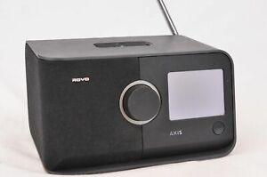 Revo Axis DAB Digital WiFi Internet Radio and iPod Dock