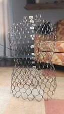 """VINTAGE MY DOUBLE DRESS FORM METAL WIRE ADJUSTABLE TORSO MODEL A 28"""" TALL"""