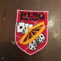 Vintage Reno Nevada Cloth Patch