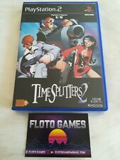 Jeu Time Splitters 2 pour Sony Playstation 2 PS2 Complet CIB - Floto Games